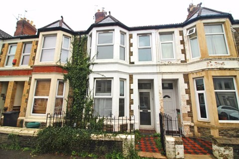 Inverness Place, Roath, Cardiff CF24 4SA
