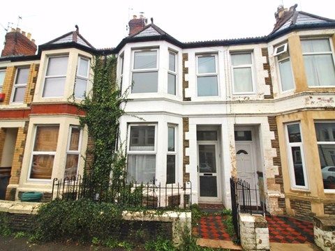 Property photo: Inverness Place, Roath, Cardiff CF24 4SA