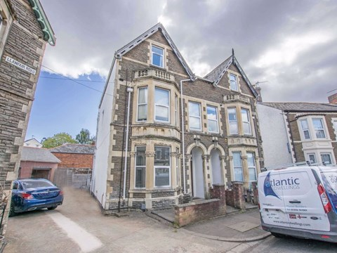 Property photo: Llanfair Road, Pontcanna, Cardiff CF11 9QB