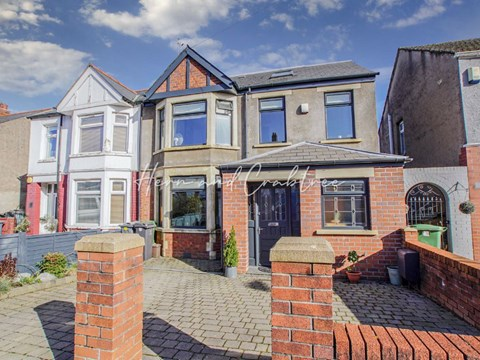 Property photo: Everswell Road, Fairwater, Cardiff CF5 3DH