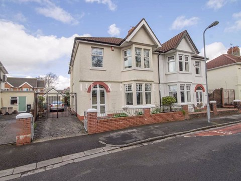 Property photo: Thompson Avenue, Victoria Park, Cardiff CF5 1EX