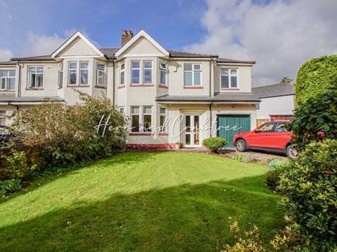 Property photo: Heol Harlech, Llandaff, Cardiff CF5 2HX