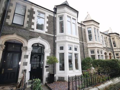 Property photo: Ryder Street, Pontcanna, Cardiff CF11 9BR