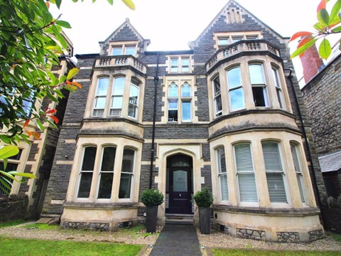 Property photo: Magnolia, Cathedral Road, Cardiff CF11 9QH