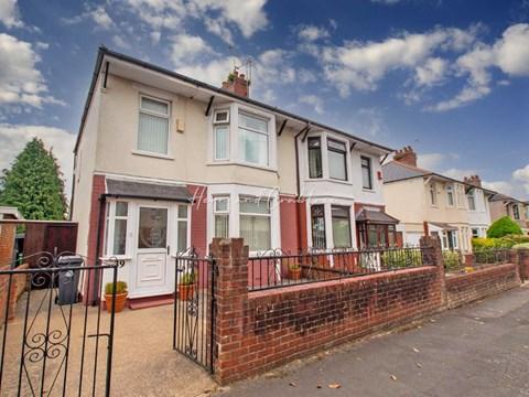 Property photo: Llangattock Road, Fairwater, Cardiff CF5 3BQ