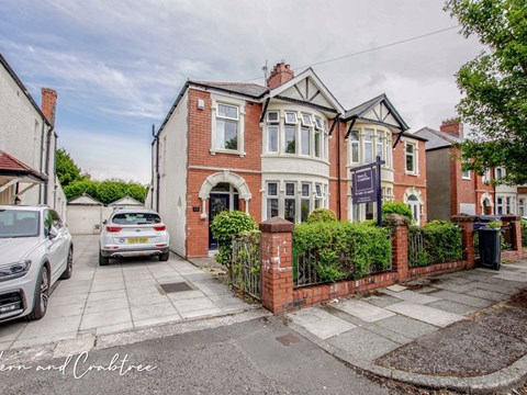 Property photo: St Augustine Road, Heath, Cardiff CF14 4BD
