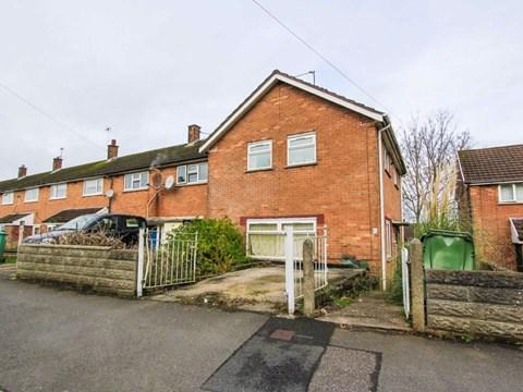 Property photo: Woolacombe Avenue, Llanrumney, Cardiff CF3 4TD