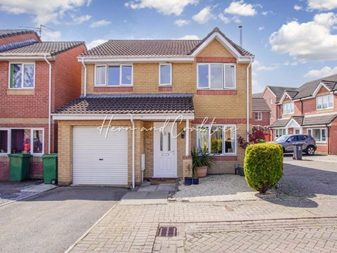 Property photo: Mitchell Close, St. Mellons, Cardiff CF3 0PN