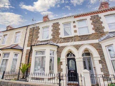 Property photo: Donald Street, Roath, Cardiff CF24 4TR