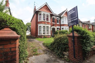 Park Road, Whitchurch, Cardiff CF14 7BR