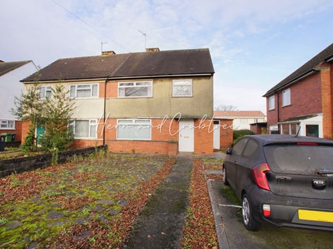 Property photo: Gabalfa Avenue, Gabalfa, Cardiff CF14 2PD