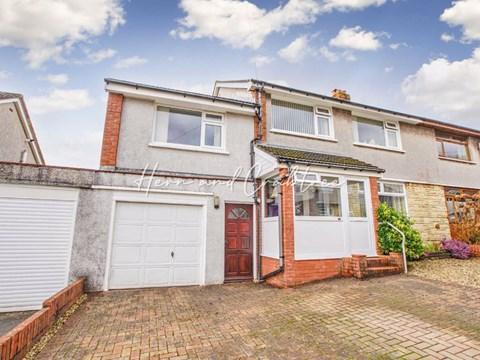 Property photo: Heol Y Coed, Rhiwbina, Cardiff CF14 6HW