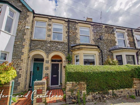 Property photo: Wyndham Crescent, Cardiff CF11 9EF