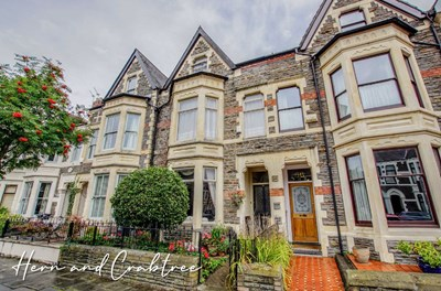 Hamilton Street, Cardiff CF11 9BQ