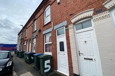 Britannia Street Coventry CV2