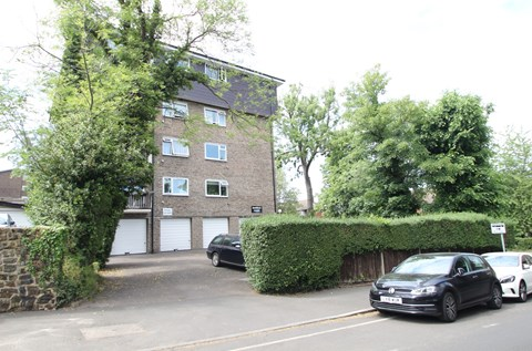 Park Hill Road Bromley Kent BR2