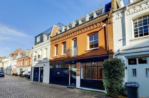 Kensington London W8