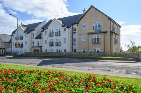 Beacon Court Anstruther Anstruther KY10