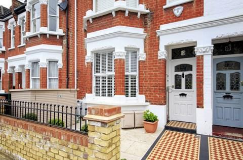 Inglethorpe Street Fulham London SW6