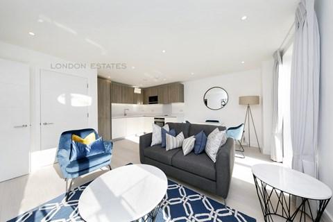 Property photo: West Kensington, London, W14