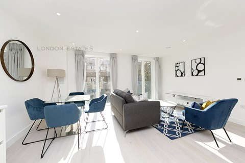 Property photo: West Kensington, London, W14