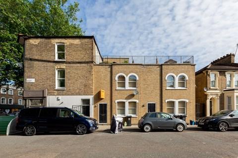 Ruthven Street London E9