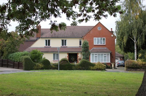 Friars Close Shenfield Brentwood CM15