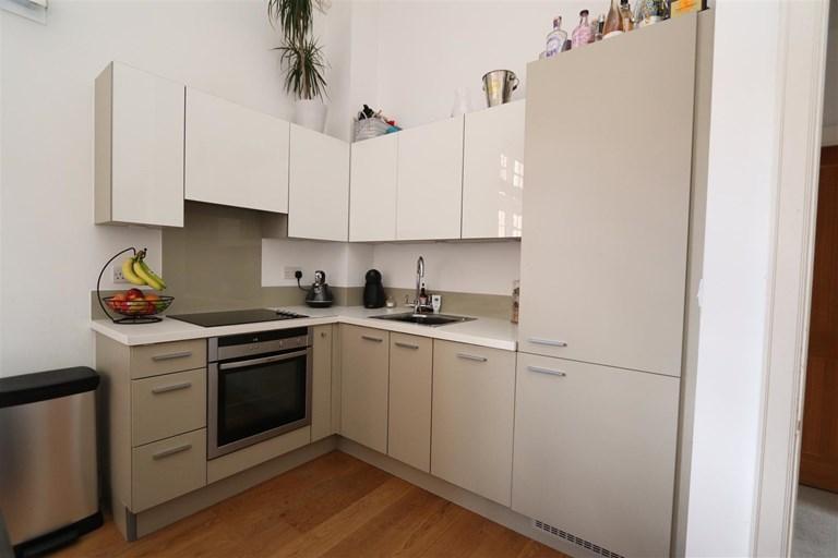 Sitting/Dining Area/Kitchen