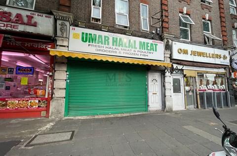 King Street Southall UB2