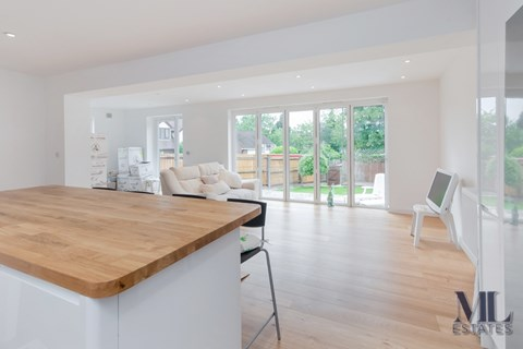 Property photo: Woodside Park, London, N12