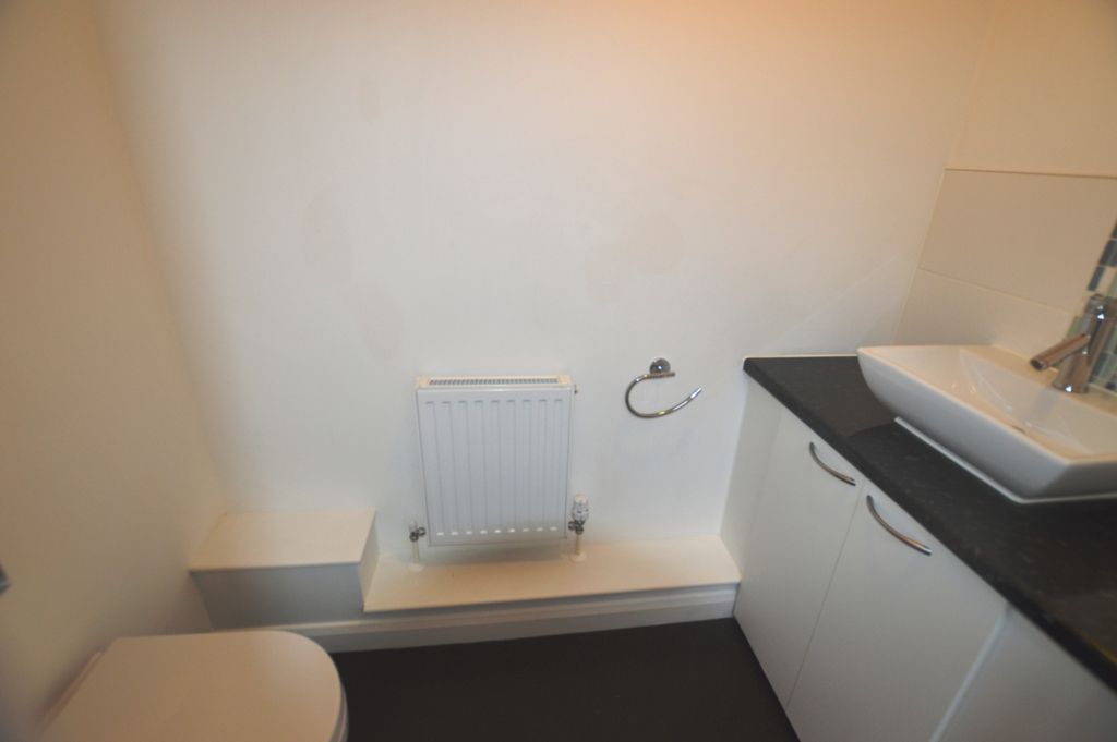 Guest's Cloakroom