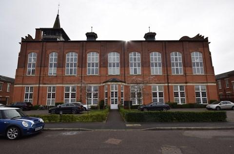 Beningfield Drive Napsbury Park St Albans AL2
