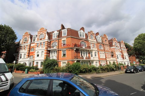 Exeter Mansions Exeter Road Kilburn NW2