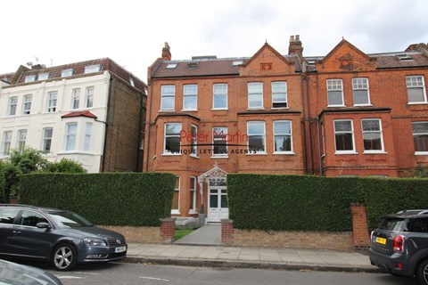 Greencroft Gardens South Hampstead NW6