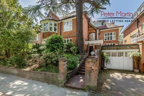 Hollycroft Avenue Hampstead NW3