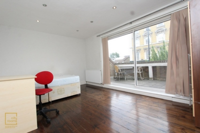 Similar Property: Double Room in Caledonian Road