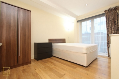 Similar Property: Double room - Single use in Marble Arch