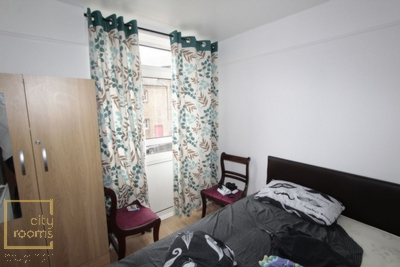 Similar Property: Double room - Single use in Devons Road