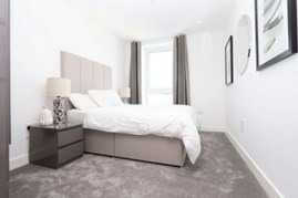 Similar Property: Double room - Single use in Tower Gateway