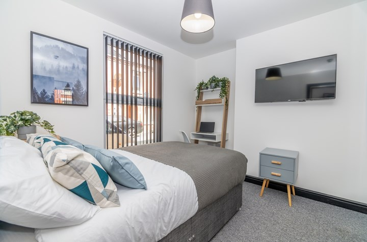 Propsect Street **4 En Suite Rooms Available** Lancaster LA1