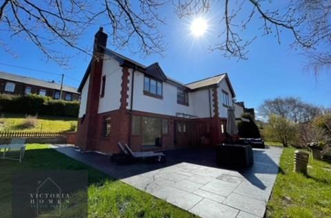 St Johns House Waunlwyd Ebbw Vale NP23